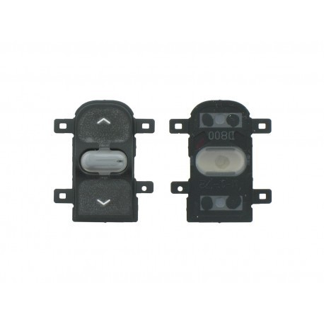 D802 Γνήσιο κουμπί On/Off και έντασης ήχου Volume Up/Down LG G2 Μαύρο, ABH74701101
