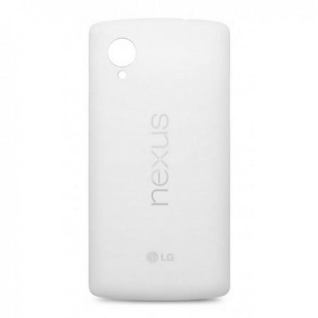 Γνήσιο Καπάκι Μπαταρίας LG D821 Nexus 5 Λευκό