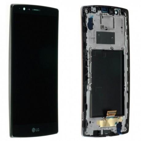 H815 Γνήσια οθόνη και Touch LG G4 Μαύρο, ACQ88367631