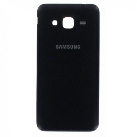 Γνήσιο Καπάκι Μπαταρίας Samsung J320F Galaxy J3 (2016) Μαύρο