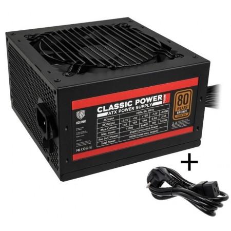 Kolink Classic Power 80 PLUS Bronze PSU 700 Watt PC Power Supply - With Cable