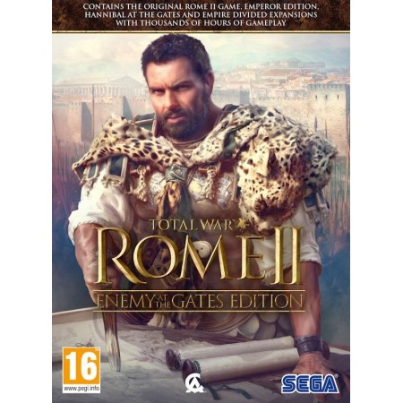 Total War Rome II: Enemy At The Gates Ed. PC