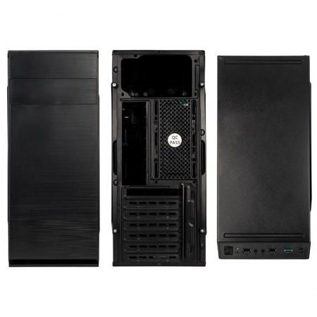 Kolink KLA-002 Midi-Tower PC Case - black