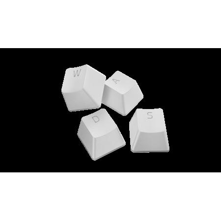 Razer PBT KEYCAPS MERCURY - WHITE UPGRADE SET - for Mechanical & Optical Switches