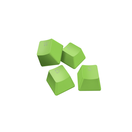 Razer PBT KEYCAPS GREEN UPGRADE SET - for Mechanical & Optical Switches