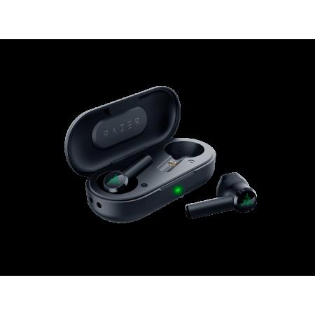 Razer HAMMERHEAD TRUE WIRELESS - Bluetooth 5 - Water Resistance Earbuds & Charging Case
