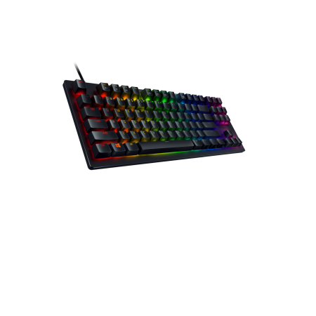 Razer HUNTSMAN TOURNAMENT LINEAR - Red Switches Tenkeyless Optical Mechanical Gaming Keyboard US