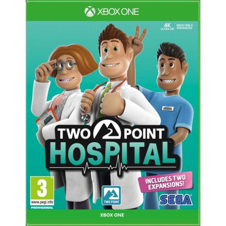 Two Point Hospital XONE