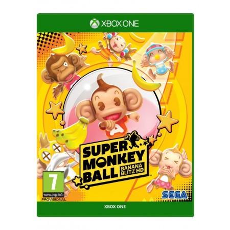 Super Monkey Ball Banana Blitz HD XONE