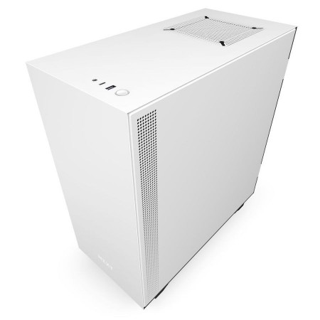 NZXT H510i White - Tempered Glass -Smart 2nd Gen