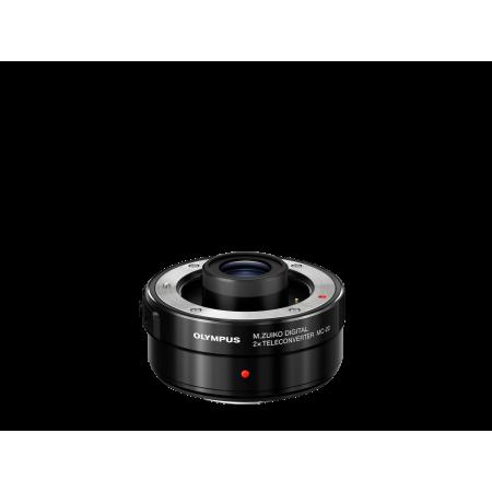 Olympus MC 2.0 Teleconverter for M.ZUIKO DIGITAL 40-150mm 1:2.8 PRO & M.ZUIKO DIGITAL ED 300mm 1:4 P
