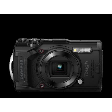 Olympus TG-6 Black Tough Camera