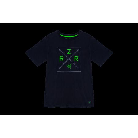 Razer Lifestyle Chroma Shield T-Shirt - Men XXXL S