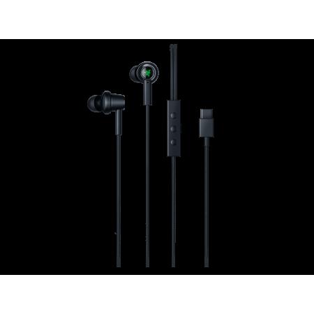 Razer HAMMERHEAD USB-C ANC Ed. Earbuds With Foam Tips