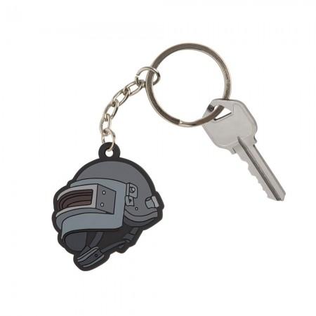 Jinx PUBG Level 3 Helmet Keychain