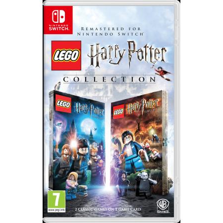 LEGO HARRY POTTER 1-7 SWITCH