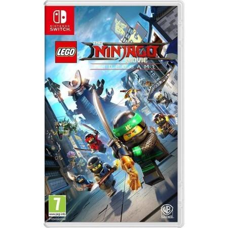 LEGO NINJAGO THE MOVIE SWITCH