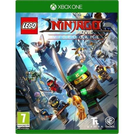 LEGO NINJAGO THE MOVIE XONE